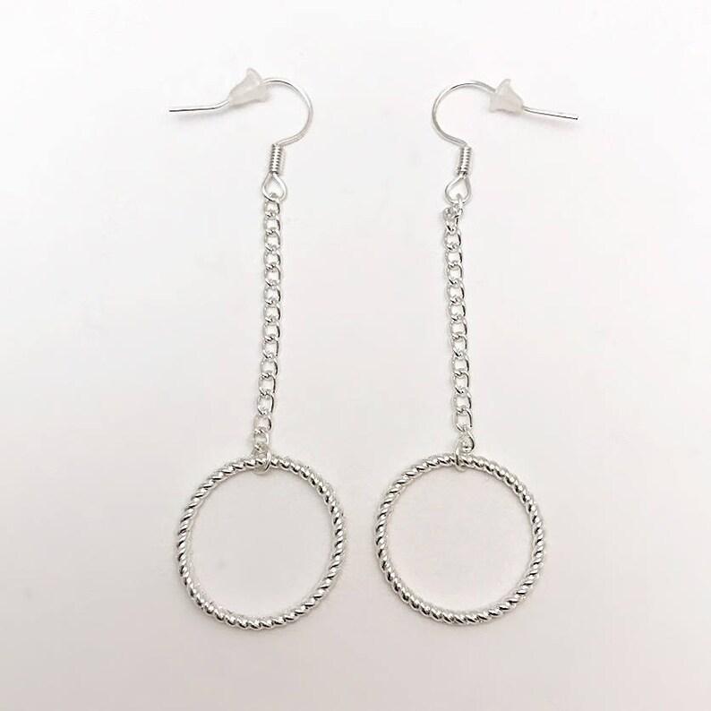 Wearing set of silver.