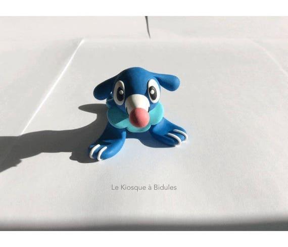 Figurine en fimo Otaquin de Pokémon Soleil Lune   Etsy 8192ff85b8c8