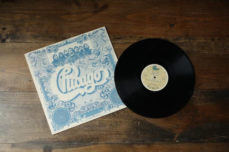 Vintage Vinyl Records  Chicago VI 1973 image 1