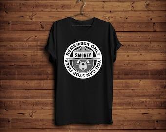 Smokey the bear gift  52576c13b