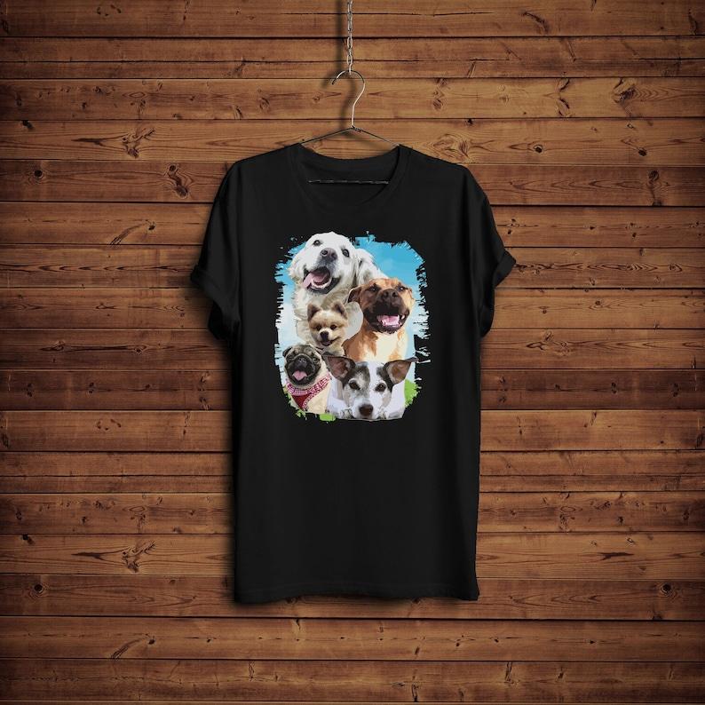 Dogs Selfie Shirt/ Cute Dogs Shirt/ Best Dog Lover Gift 2018