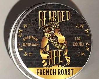 French Roast Beard Balm