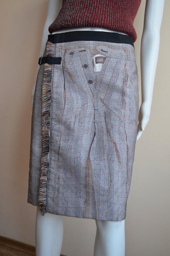 Jean Paul Gaultier skirt
