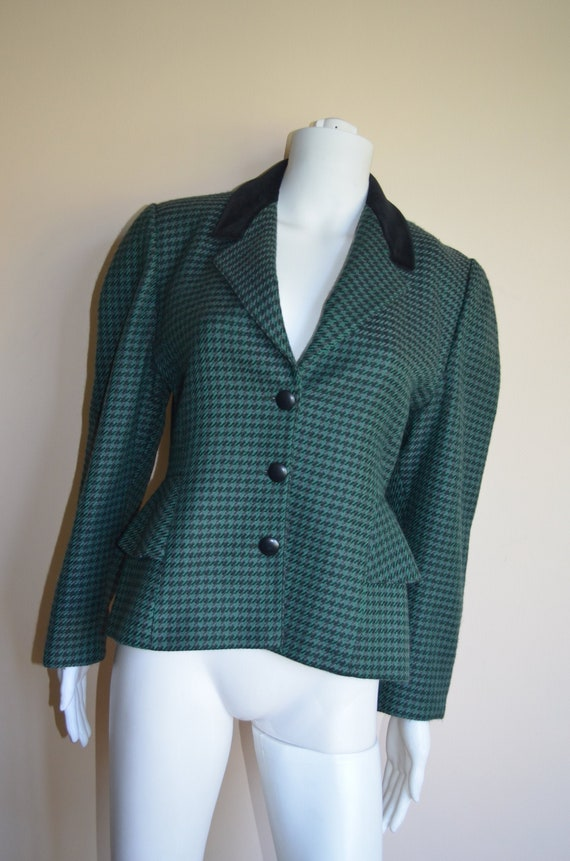 Vintage jacket Claire Paris