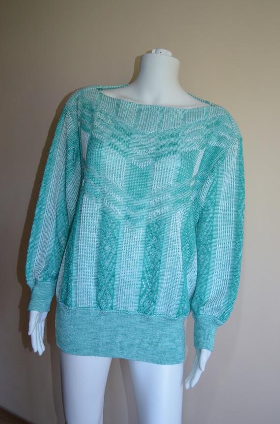 Vintage Bogner sweater deadstock