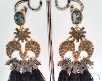 Earrings Earring Black