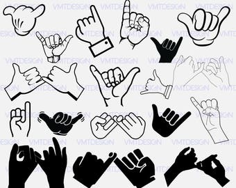 Promise hand svg - Pinky Promise hand svg - Promise hand clipart - Promise hand digital clipart files download eps, svg, png, jpg