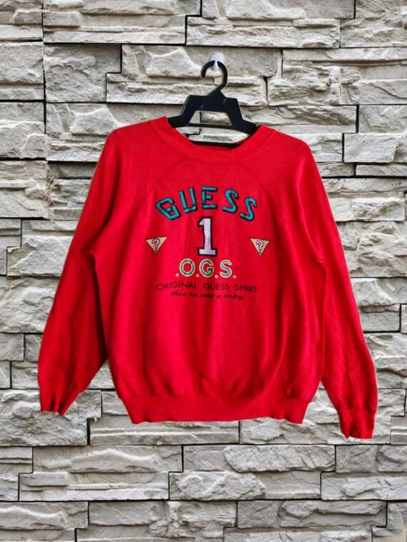 Vintage Guess Sweatshirt
