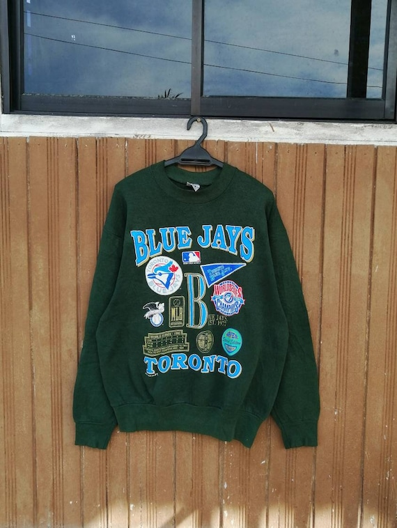 Vintage Toronto Blue Jays Sweatshirt - image 1