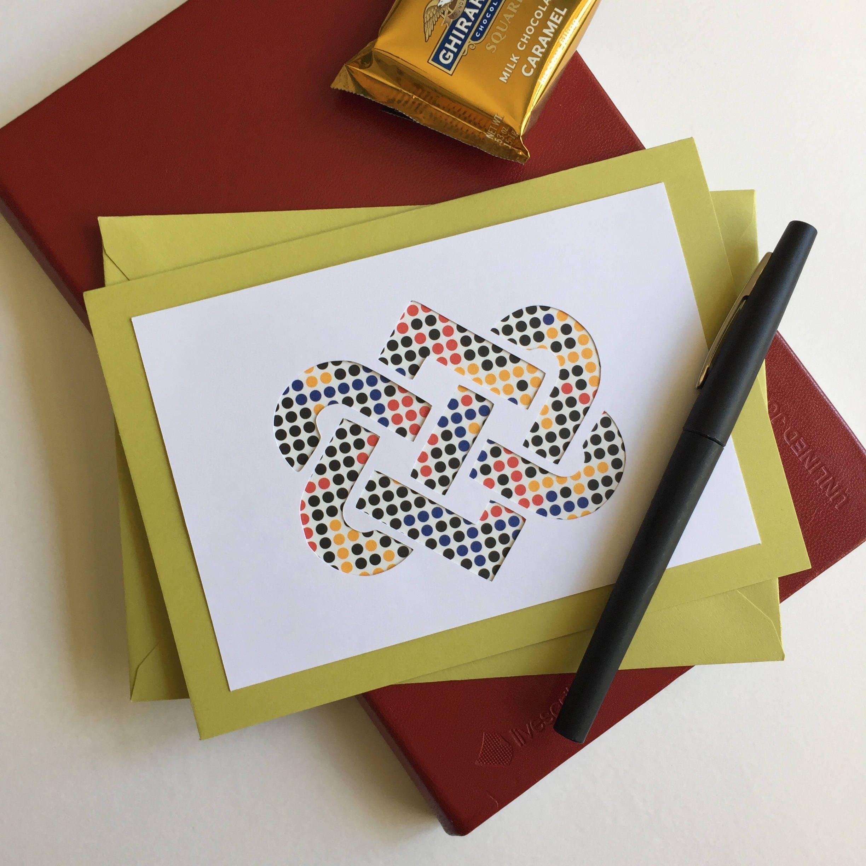 Irish Love Knot Valentines Day Card Wedding Shower Card Etsy,Subway Tile Backsplash With Mosaic Accent
