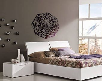 Modern Style Mystic Lion  - Wall decal for magical minds, Many colors and Sizes available, Mystic collection