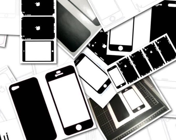 Skin Cut Files templates for Iphones, Macbooks and Samsung Devices - Ready To Cut - 4.60 GB DVD with 1200+ files, Free Shipping, svg ai cdr