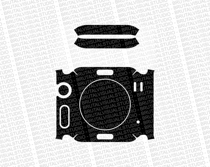 Apple Watch 38mm - Skin Cut Template  - Templates for cutting or machining - Digital Download - Plotter, CNC, Laser Cutter - SVG