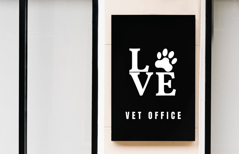 SVG  Love Pets // Vector Typography // Universally Compatible image 0