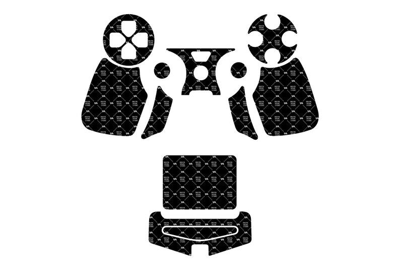 SVG  Sony PlayStation 4 // PS4 GEN 4 DualShock Skin // image 0