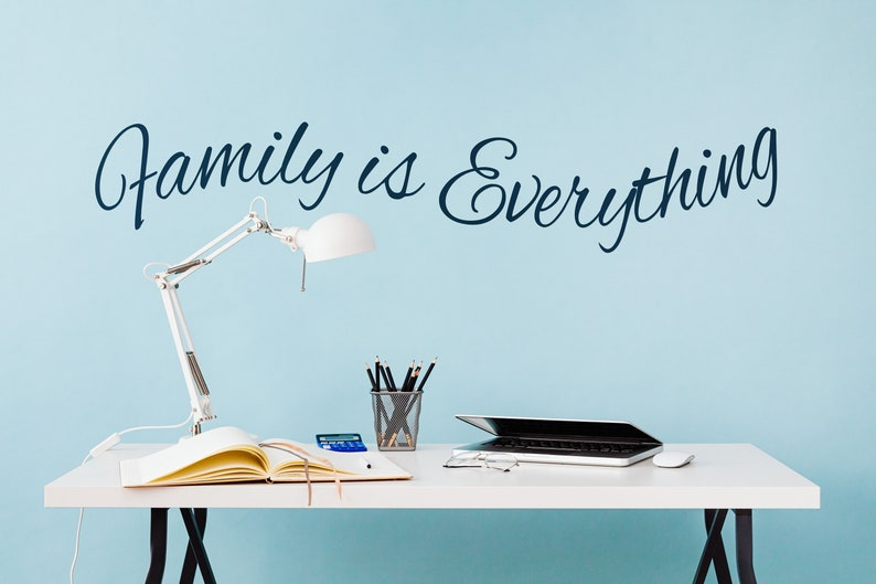 SVG  Family is Everything // Inspiring Vector Typography // image 0