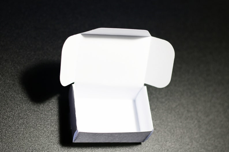 SVG  Small Rectangular Box  Resizable //  Digital Download image 0