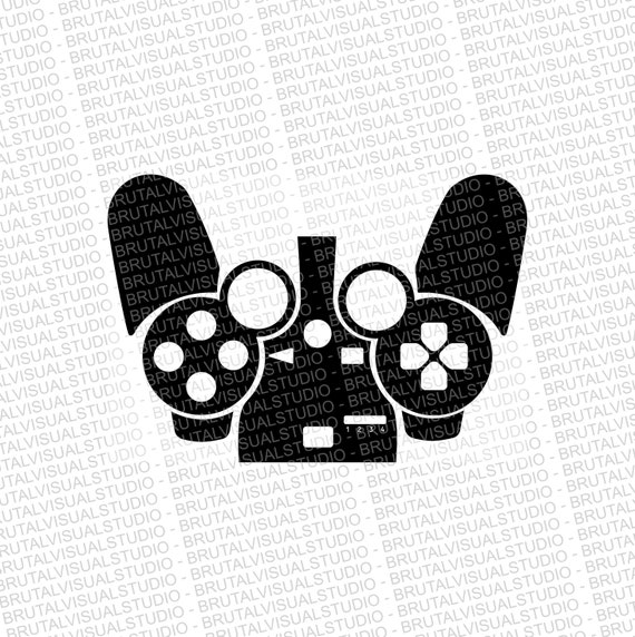 Sony PlayStation 3 - PS3 GEN 3 DualShock Skin template for cutting or machining - Plotters, CNCs, Laser cutters, Silhouette Cameo, Cricut