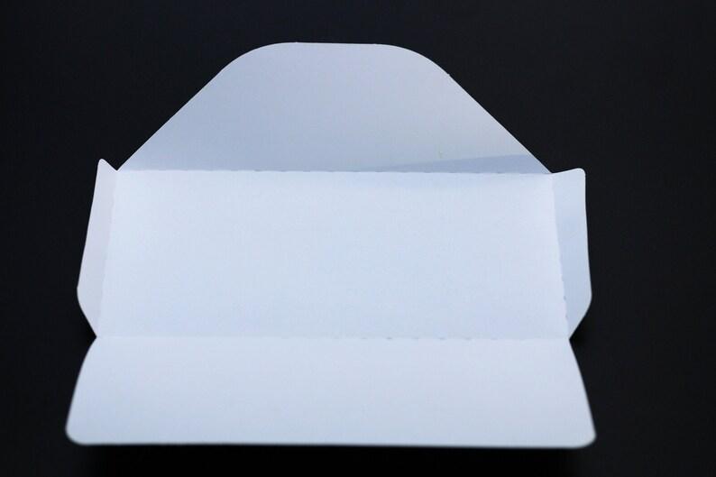 SVG  Trifold A4 Rectangular Envelope // Digital File Template image 0