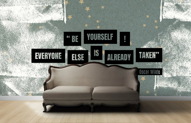 SVG  Be yourself  Everyone else is taken // eps pdf psd dxf image 0
