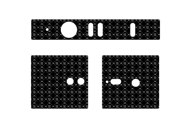 SVG  Beats by Dre Pill // Version 2 // Skin Cut //  Plotter image 0