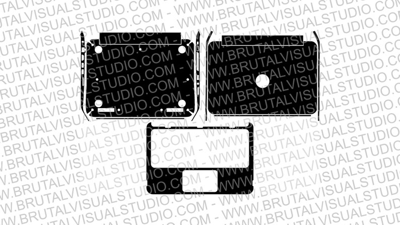 SVG  HP x360 11 Series // hybrid // Full Skin Template // image 0