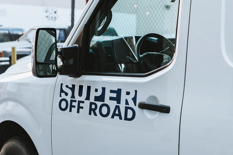 SVG  Super Off Road // 4x4 OffRoad // Cut files // JDM DRIFT image 0