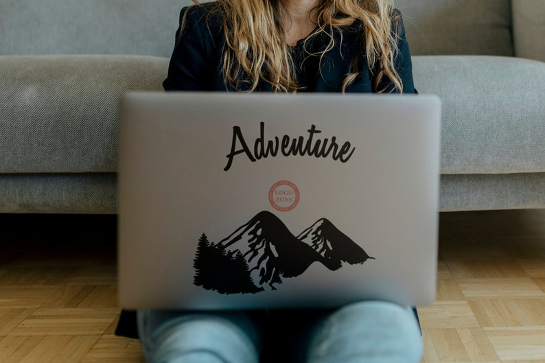 SVG  Adventure // eps pdf psd dxf jpg png bmp // Laptops // image 0