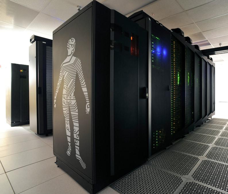 SVG  Cyber Man // A Technology Statement // Universally image 0