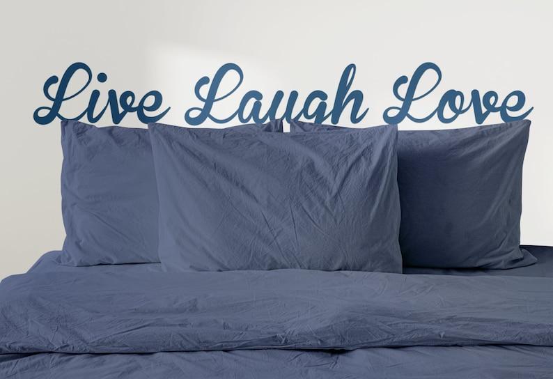 SVG  Live Laugh Love // eps pdf psd dxf jpg png bmp // image 0