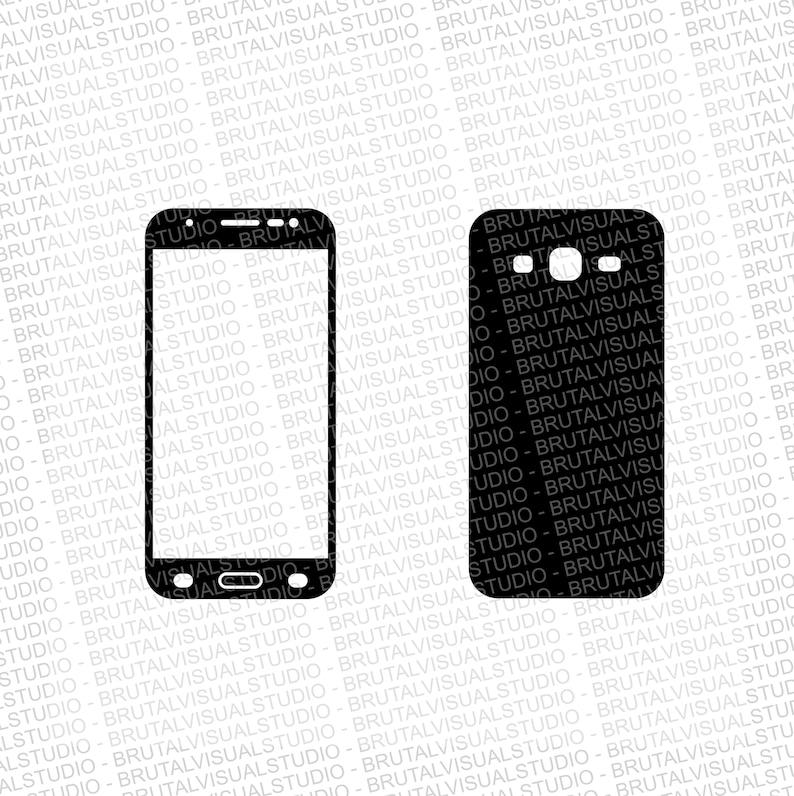 aa6480bcbef Samsung Galaxy J5 2015 Skin Cut File Template Templates | Etsy