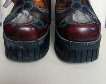 3e07453c63bf Vintage retro 90 s women s clogs   sandals