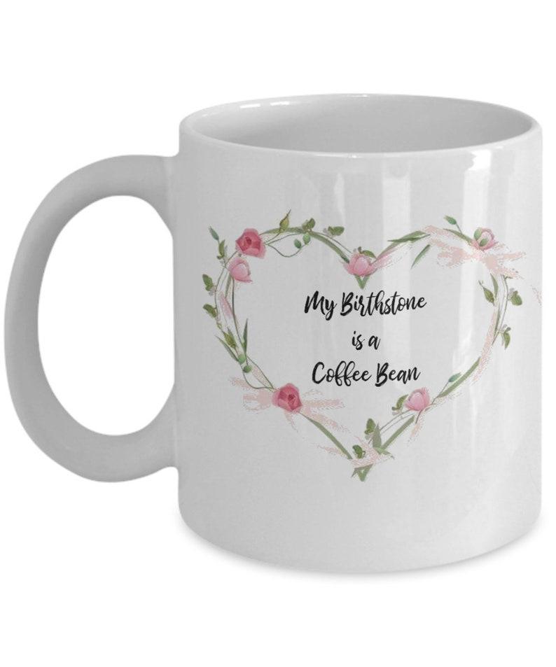 Est Tasse Cadeau Grain Mug Roses Love Sweet Coeur Pierre Café Drôle Ma Anniversaire Naissance Un De Thé Amoureux Pendaison Pour iOPXZuk