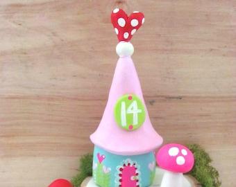 Valentine Gnome Home ~ #14