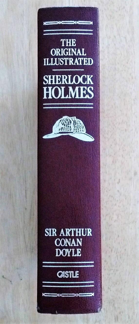 The Original Illustrated Sherlock Holmes By Arthur Conan