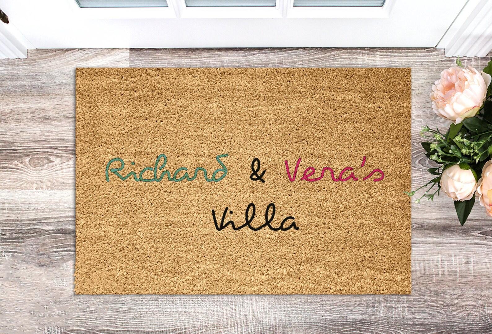 Love Island Doormat