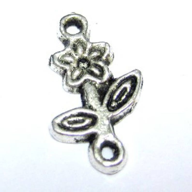 A0415 Jewellery-Making & Beadwork Kits 20 pieces Tibetan Silver Style Alloy Connector Joiner
