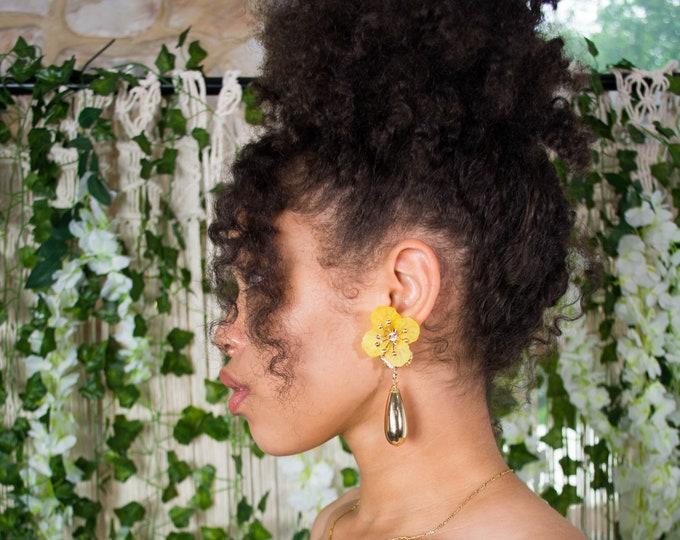 Christelle Drop Earrings