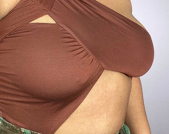 Gina Cut out Bodysuit