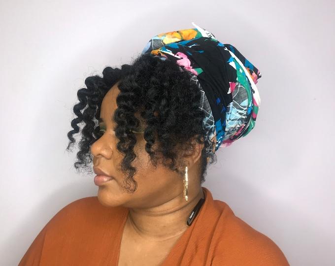 TROPICAL headwrap (LARGE)