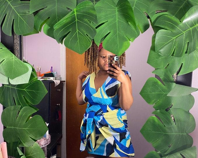 Bahamian Dress (plus)