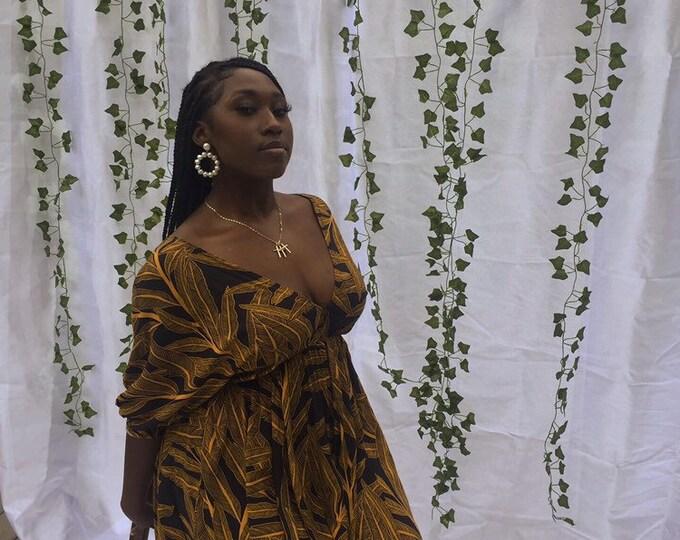 Creole Kimono  Dress