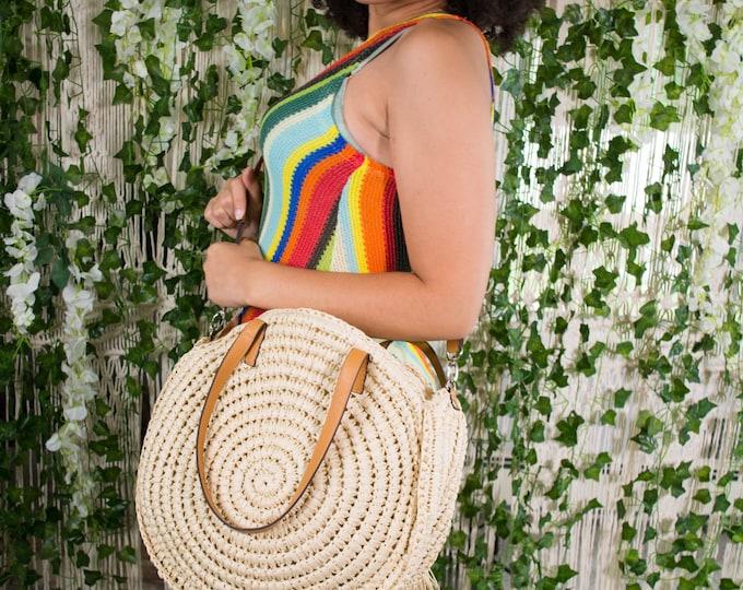Kreyol beach Handbag