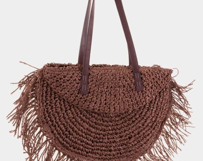 Kokoye Fringe Bag