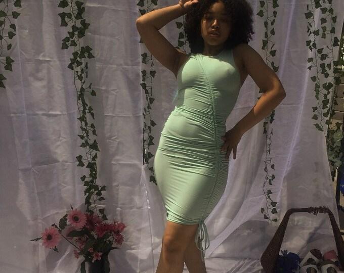 Wanda Ruched Dress