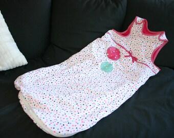 Sleeping baby girl 6-23 month sleeper bag