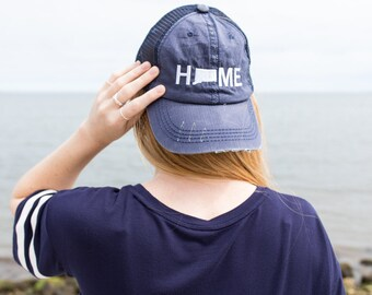Connecticut Home hat 5de9dc623058