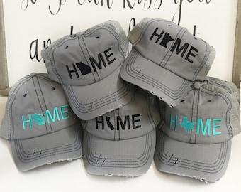 64dd158ed45 Texas Home hat