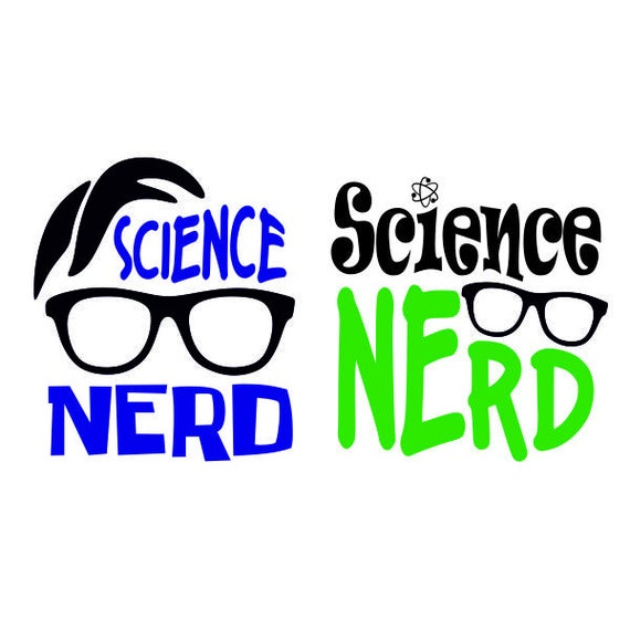 Science Nerd Class Teacher Back To Cuttable Design Svg Png Dxf Etsy