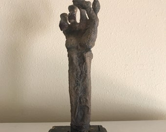 Hand of Glory, Mummy Hand